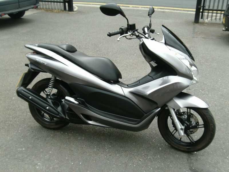 Used Honda Motorcycle Dealer >> Used Honda WW 125 EX2-A available for sale, Silver, 3022 ...